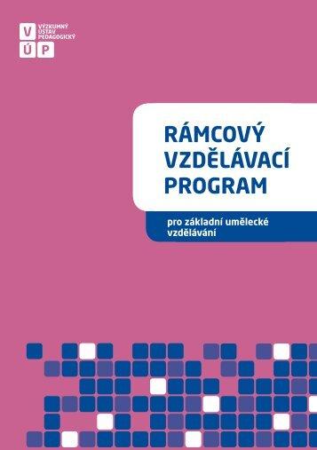 RVP ZUV - Výzkumný ústav pedagogický v Praze