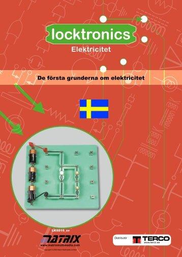 De första grunderna om elektricitet - Terco