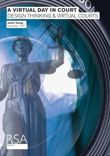 A virtual day in court - CEP, the European Organisation for Probation