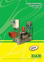 Download Fire-fighting Pump Units - Consolidated Pumps