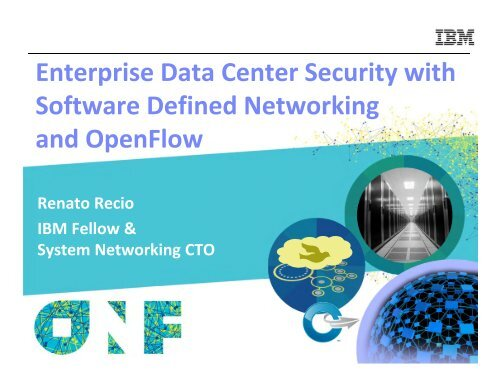 Enterprise Data Center Security with Software Defined Networking ...