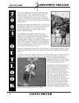 Media Guide - Limestone Athletics - Page 3