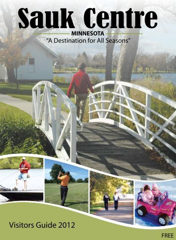Visitors Guide 2012 - Sauk Centre Herald
