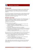 User Manual - Web Curator Tool - SourceForge - Page 5