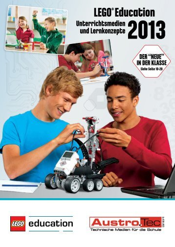 LEGO® Education WeDo - Austro-Tec GmbH