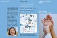 Hand- und Plastische Chirurgie - Evangelisches Krankenhaus ...