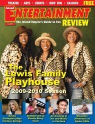 Playhouse - Inland Entertainment Review Magazine