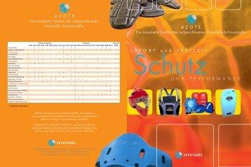 Broschüre zum Herunterladen im Adobe Acrobat PDF ... - Zotefoams