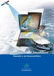 ELWIS - Bundesverband der Deutschen Binnenschiffahrt