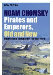Noam Chomsky: Pirates and Emperors, Old and New