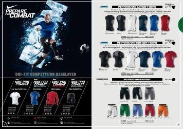 Nike Baselayers PDF