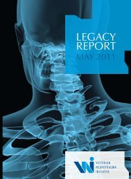 VNI Legacy Report May 2011 PDF, 1.91MB - Transport Accident ...