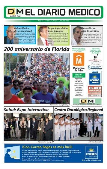 200 aniversario de Florida - el diario medico