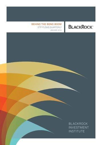 blackrock investment institute - iShares Exchange Traded Funds ...