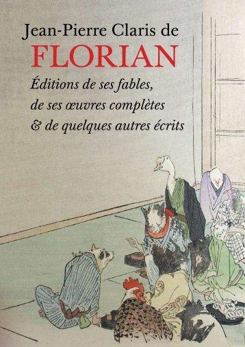 Jean-Pierre Claris de - Bibliopola SA