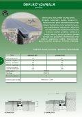 deflex® stf 60 - Plantas - Page 5