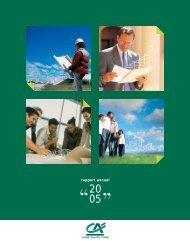 rapport annuel - Crédit Agricole Loire Haute Loire