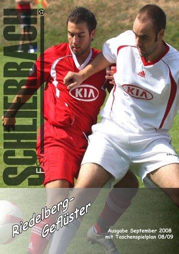 Riedelberg- - FSV Schlierbach