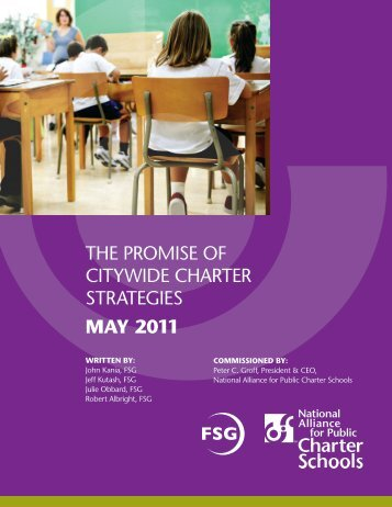 The Promise of Citywide Charter Strategies - National Alliance for ...