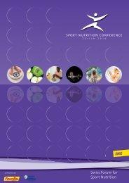 Swiss Forum for Sport Nutrition - PowerBar.Com