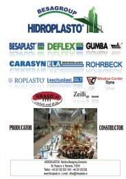 + 49 (0) 2861 94 39 - 0 Fax - Hidroplasto