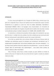 Discurso sobre o sujeito executivo na mídia, por Alessandro Alves ...