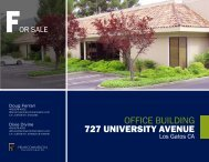 727 university avenue office building - Prime Commercial, Inc