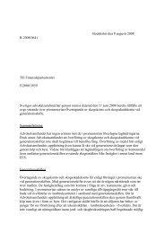 Övertagande av skogskonto och skogsskadekonto vid ...