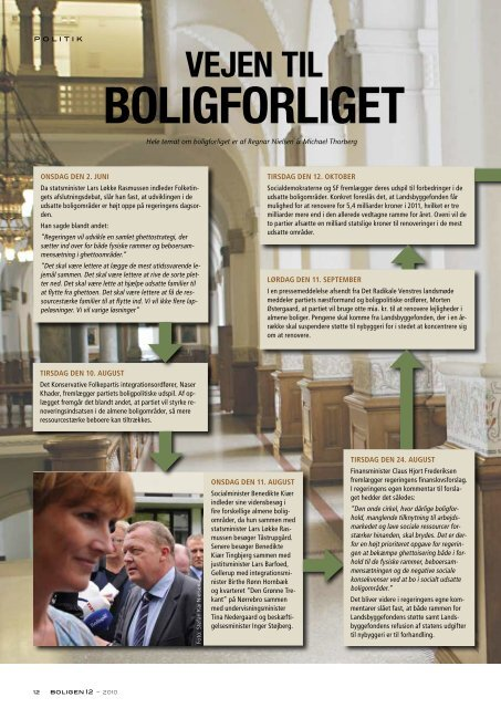 Download hele temaet om boligforliget i Boligen nr. 12 - BLBoligen.dk