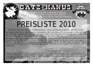 Gatz-Pricelist 2010 German (PDF 1.54 MB) - Mohawk 490 PE.