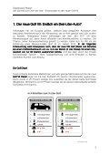 Vier Schritte zum Drei-Liter-Golf - Greenpeace - Seite 3