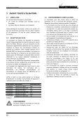 Sunmaster XS4300-3200-2000 - Kogys - Page 6