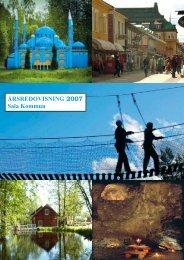 Sala Kommun - Årsredovisning 2007