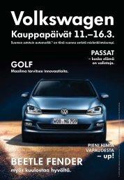 BEETLE FENDER - Volkswagen