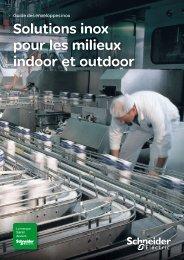 Solutions inox pour les milieux indoor et outdoor - e-Catalogue ...