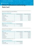 advertisement specifications and rates - WAZA - Page 2