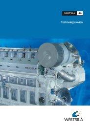 Wartsila Brochure - Clean Shipping Technology