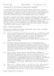 Yhtiökokouksen päätökset.pdf - Tecnotree