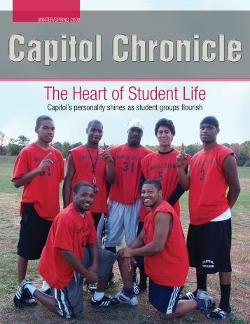 The Heart of Student Life - Capitol College