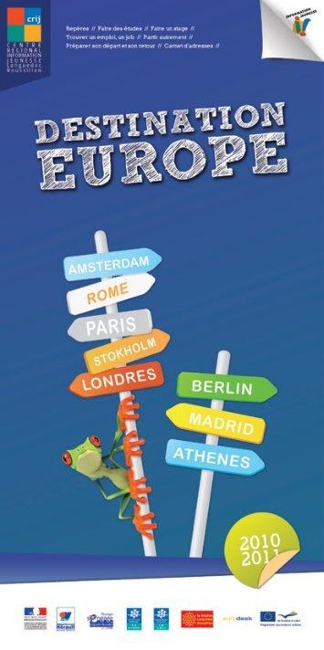 Faire un stage - Eurodesk