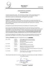 Elternbrief 1 (PDF) - Bundesgymnasium Wien 9, Wasagasse 10 ...