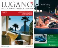 01-04 LT APPA09 INTRO - Lugano Turismo