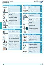 Uređaji za kontrolu i merenje Pregled poglavlja - EN / Hahn+Kolb