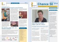 Newsletter_druckvorlage März_2011 - Chance 50 plus