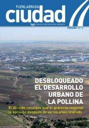 VERANO 2013 - Fuenlabrada Ciudad | Publicación Municipal Digital