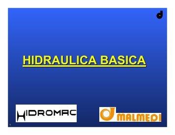 Curso de Hidráulica Básica - Grupo JP Calderas, C.A.