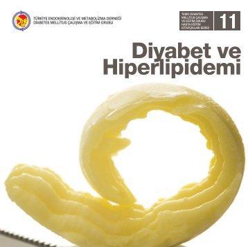 Diyabet ve Hiperlipidemi - Türkiye Endokrinoloji Metabolizma Derneği