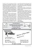 Gemeindebrief 02 2007 - Gethsemanekirche-wuerzburg.de - Page 6