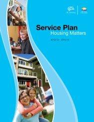 Service Plan - BC Housing