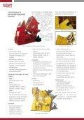 Assortiment concasseurs à percussion - SBM - Page 4